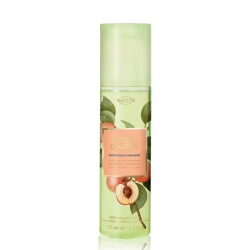 4711 Acqua Colonia White Peach & Coriander Body Spray 75 ml