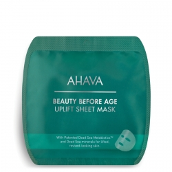 AHAVA Beauty Before Age Beauty Before Age Uplift Sheet Mask Masker 1 st.