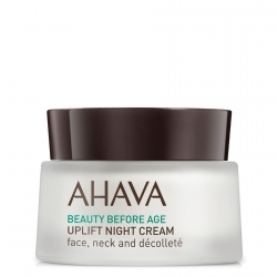 AHAVA Beauty Before Age Uplifting Night Cream Nachtcrème 50 ml