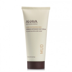 AHAVA Dead Sea Mud Dermud Intensive Foot Cream Voetencrème 100 ml
