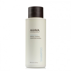 AHAVA Dead Sea Water Mineral Shampoo 400 ml