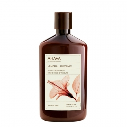 AHAVA Mineral Botanic Cream Wash Hibiscus & Fig Douchegel 500 ml