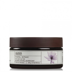 AHAVA Mineral Botanic Rich Body Butter Lotus & Chestnut Bodybutter 235 gr.