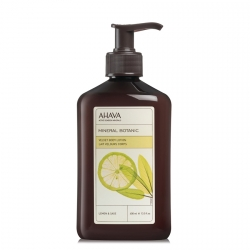 AHAVA Mineral Botanic Velvet Body Lotion Lemon & Sage Bodylotion 400 ml