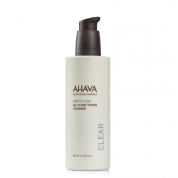 AHAVA Time to Clear All In One Toning Cleanser Toner 250 ml