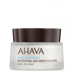 AHAVA Time to Hydrate Essential Day Moisurizer Dagcrème 50 ml