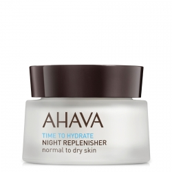 AHAVA Time to Hydrate Night Replenisher Nachtcrème 50 ml