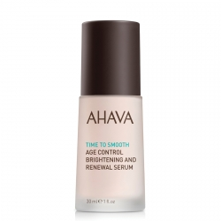 AHAVA Time to Smooth Age Control Brightening And Renewal Serum Gezichtsserum 30 ml