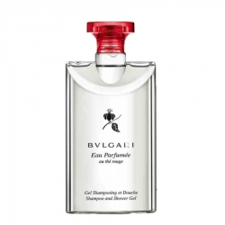 Bvlgari Eau Parfumee Au The Rouge Shampoo & Showergel 200 ml