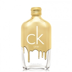 Calvin Klein CK One Gold Eau de Toilette Spray 50 ml