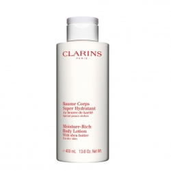 Clarins Baume Corps Super Hydratant Bodycrème 400 ml