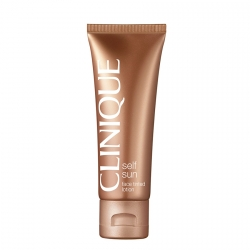 Clinique Face Tinted Lotion Zelfbruinende Lotion 50 ml