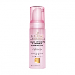 Collistar Brightening Cleansing Foam Reinigingsschuim 200 ml