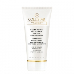Collistar Cleansing Foam Cream Reinigingsschuim 150 ml