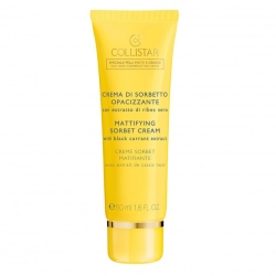 Collistar Mattifying Sorbet Cream Gezichtscrème 50 ml