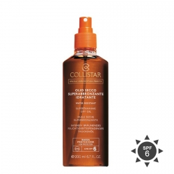 Collistar Supertanning Dry Oil Zonnespray 200 ml
