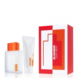Jil Sander Sun for Men Gift Set 2 st.