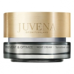 Juvena Skin Optimize Night Cream Sensitive Nachtcrème 50 ml