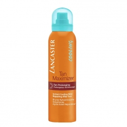Lancaster Tan Maximizer Instant Cooling Mist Repairing After Sun Aftersun 125 ml