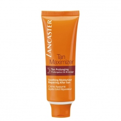 Lancaster Tan Maximizer Soothing Moisturizer Repairing After Sun Aftersun Moisturizer 50 ml