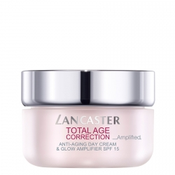 Lancaster Total Age Correction Anti-Aging Day Cream & Glow Amplifier Dagcrème 50 ml