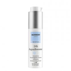 Marbert 24H Aqua Booster Intensive Moisturizing Serum Gezichtsserum 50 ml