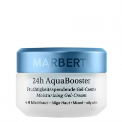 Marbert 24H Aqua Booster Moisturizing Gel-Cream Gezichtscrème 50 ml