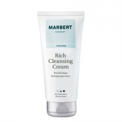 Marbert Rich Cleansing Cream Reinigingscrème 100 ml