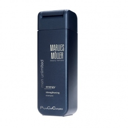 Marlies Moller Men Unlimited Strengthening Energy Shampoo 200 ml