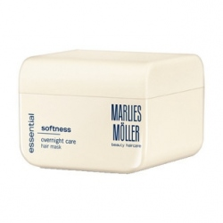 Marlies Moller Softness Overnight Hair Mask Haarmasker 125 ml