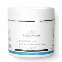 Mud & More Comforting After Hair Removal Bodycrème 250 ml