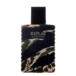Replay Signature for Man Eau de Toilette Spray 30 ml