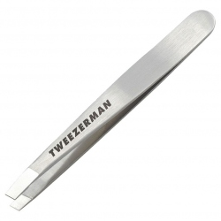 Tweezerman Slant Tweezer Stainless Steel Pincet 1 st