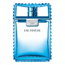 Versace Eau Fraiche Aftershave Flacon 100 ml