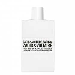 Zadig & Voltaire This is Her! Bodylotion 200 ml