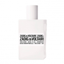 Zadig & Voltaire This is Her! Eau de Parfum Spray 30 ml