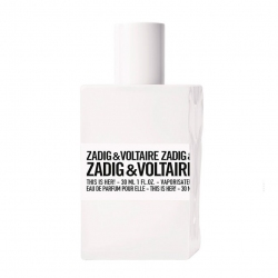 Zadig & Voltaire This is Her! Eau de Parfum Spray 50 ml
