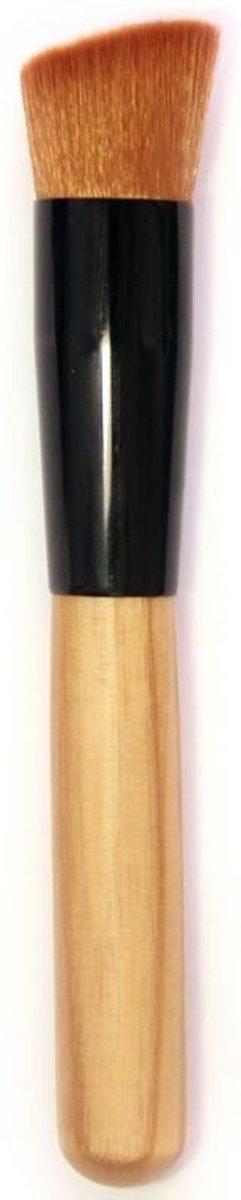 make-up foundation brush - ovaal kwast