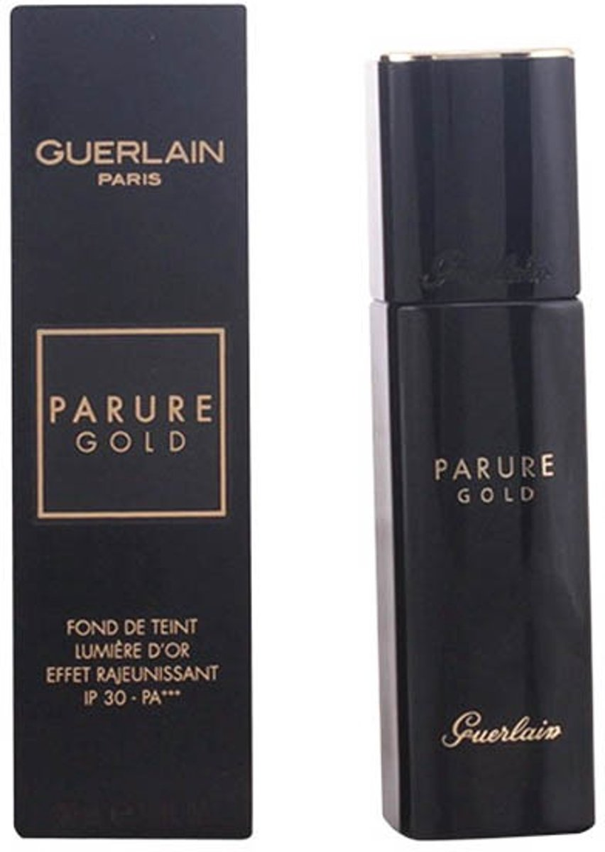 Guerlain Parure Gold Radiance Foundation Spf30 30 Ml 3346470420175 Paco Rabanne 1 Million Man Fdt 100ml