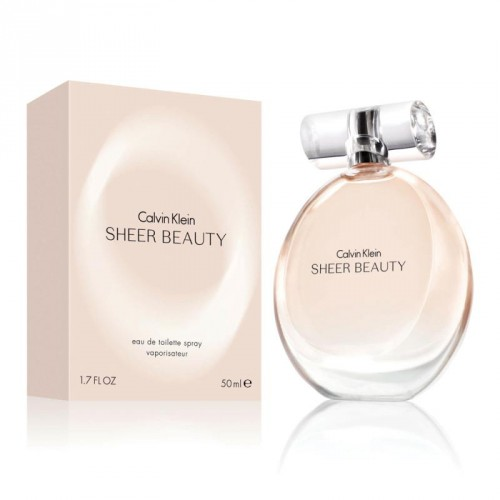Calvin Klein Sheer Beauty eau de toilette for Woman 50ML