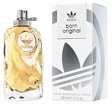 Adidas Born Original Him Eau De Toilette 50ml 3607343865425