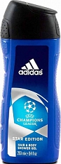 Adidas Champions League Star Edition Showergel  250ml