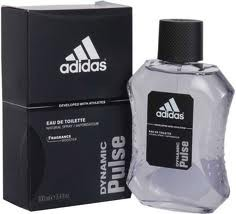 Adidas Dynamic Pulse  Eau de Toilette for Men 100ML