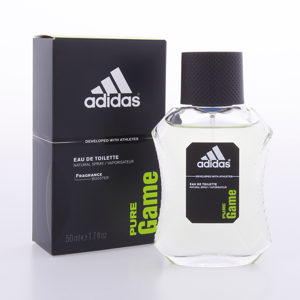 Adidas Pure Game Aftershave 50 ml