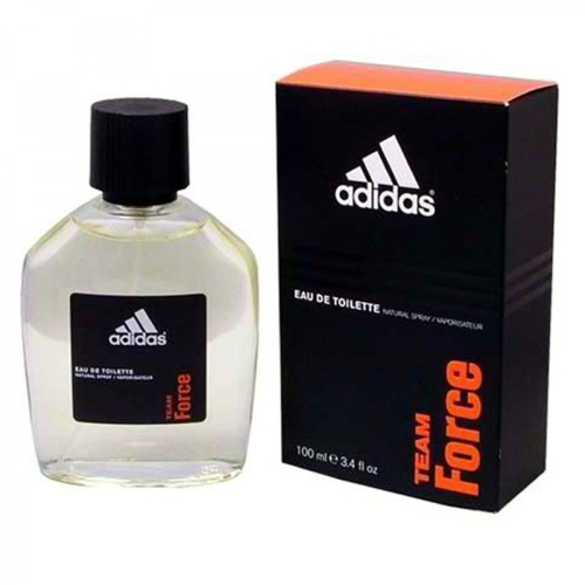 Adidas Team Force Eau de Toilette 100 ml
