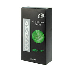 Amando Aftershave Identity Spray for Men 50ml