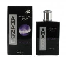 Amando Mystery Aftershave for Men 100 ml