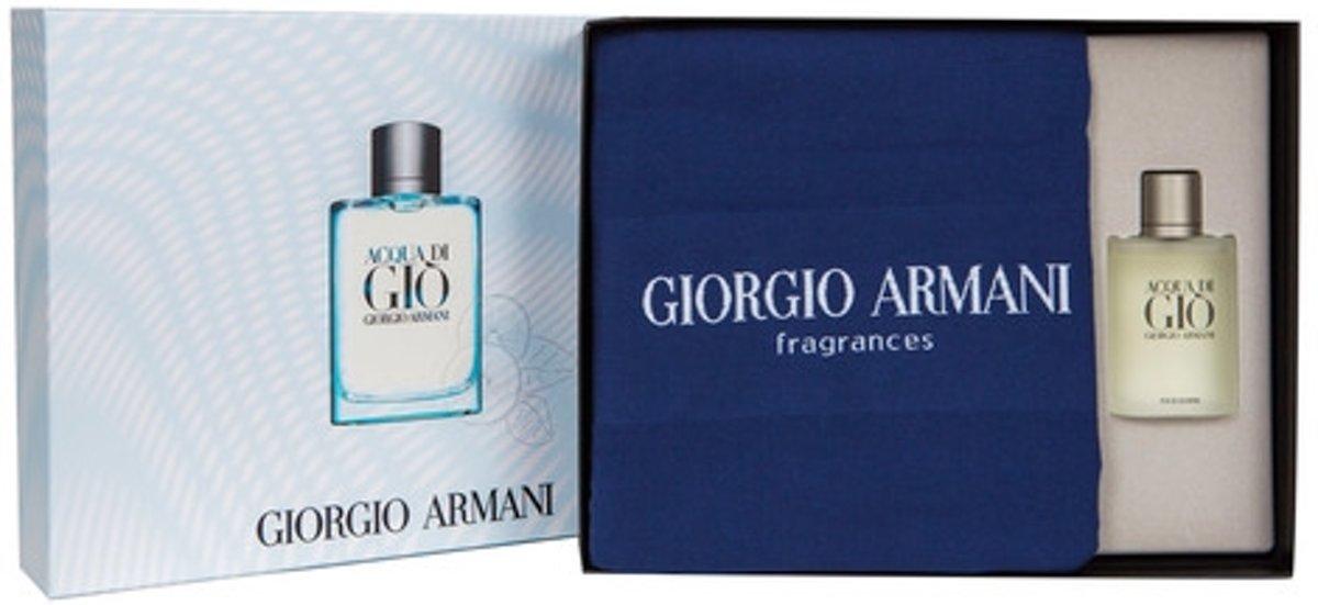 Armani Geschenkset parfums