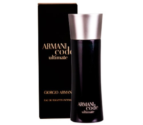 Armani Code Ultimate eau de toilette for men 50ml