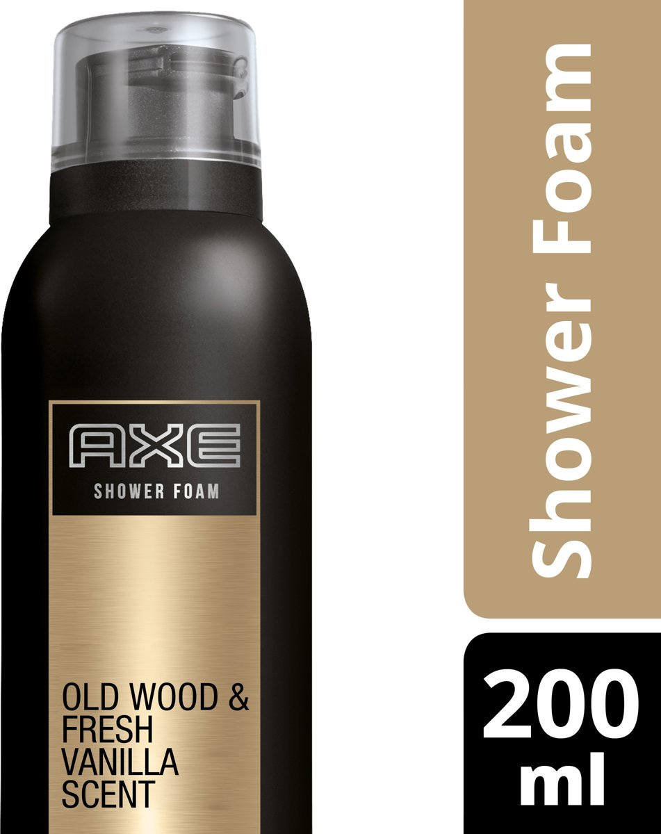 Axe Oudwood Vanilla - 200ml - Doucheschuim